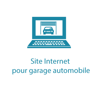 Site internet pour garage automobile